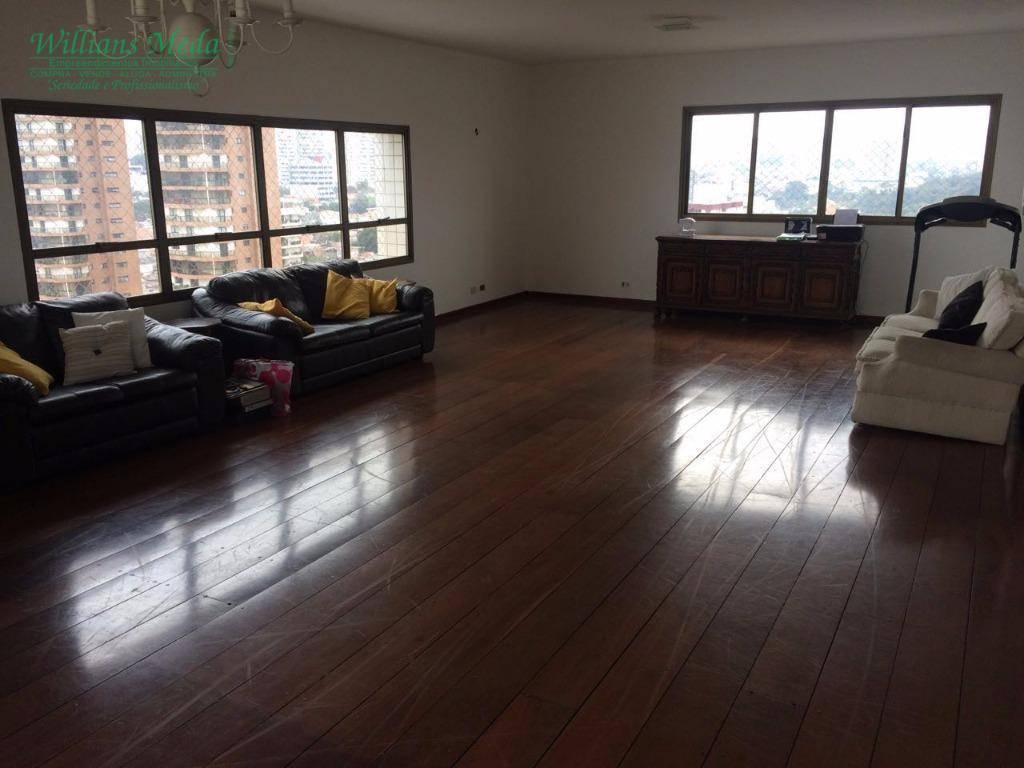 Apartamento residencial à venda, Jardim Barbosa, Guarulhos.