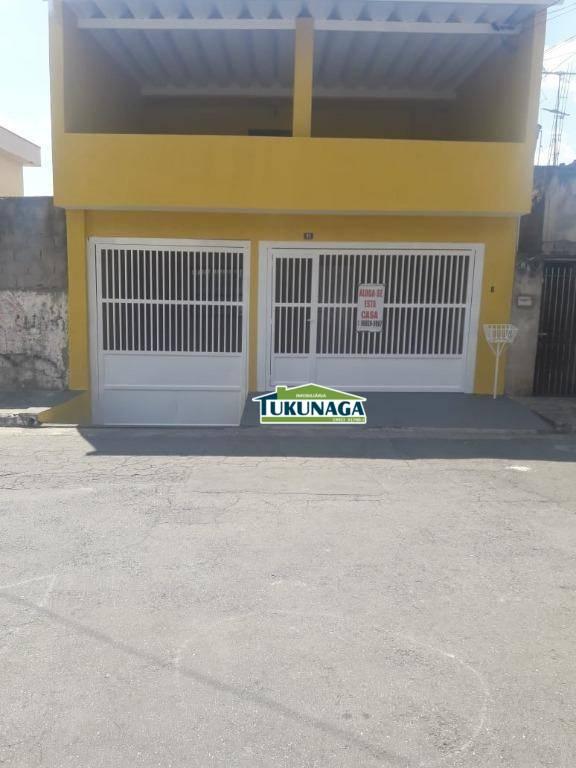 Casa 3 dormitórios, 358 m² - Jardim Palmira - Guarulhos/SP