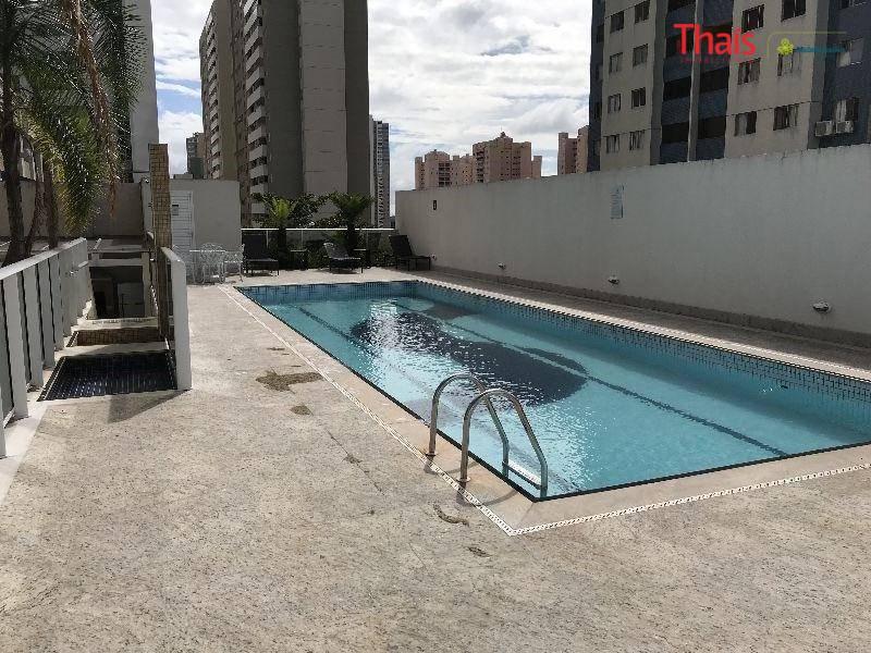 rua 25 lote 30 bloco d residencial park style - águas claras.apartamento com 01 quarto com...