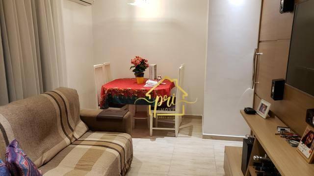 Casa à venda, 103 m² por R$ 540.000,00 - Marapé - Santos/SP