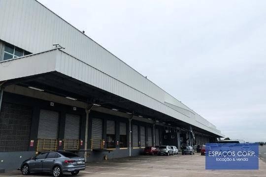 Galpão logístico para alugar, 4751m² - Distrito Industrial - Jundiaí/SP