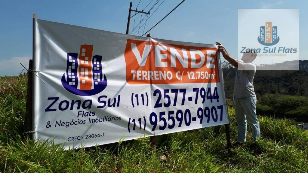 Excelente Terreno à Venda Na beira da Rodovia Régis Bittencourt Sentido São Paulo - Mais de 12 mil m² - Ótima Localização!