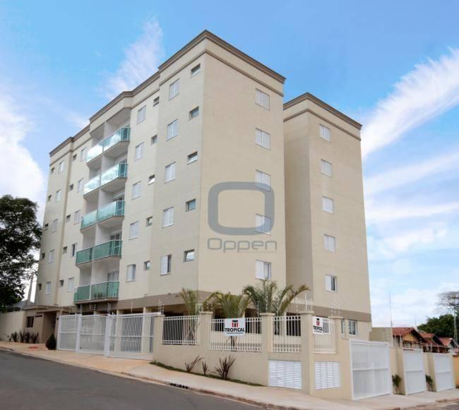 Apartamento com 3 dormitórios à venda, 106 m² por R$ 449.000 - Jardim Santa Rita - Indaiatuba/SP