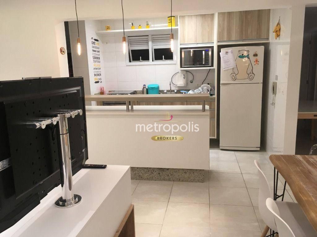 Apartamento à venda, 79 m² por R$ 850.000,00 - Riviera de São Lourenço - Bertioga/SP