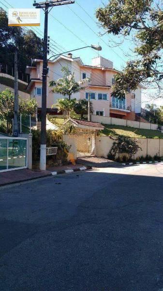 Casa com 5 dormitórios, 570 m²- Caputera - Arujá/SP