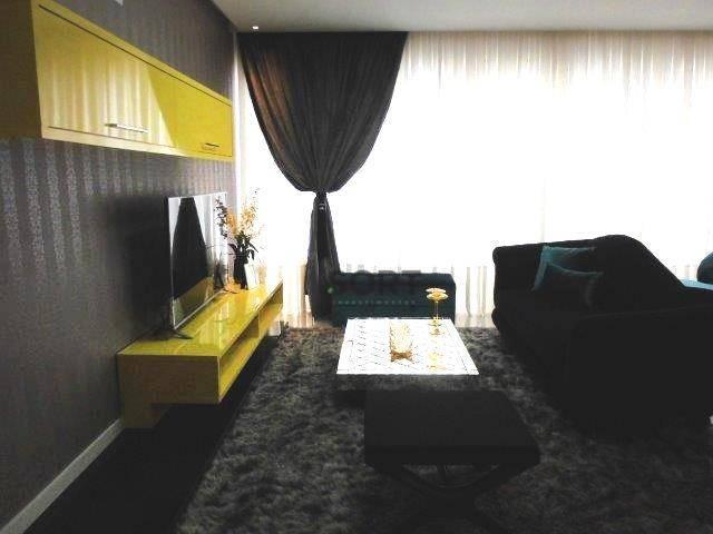 Cartier Residence, Decorado, 4 suítes, 2 vagas de garagem , Pontal Norte