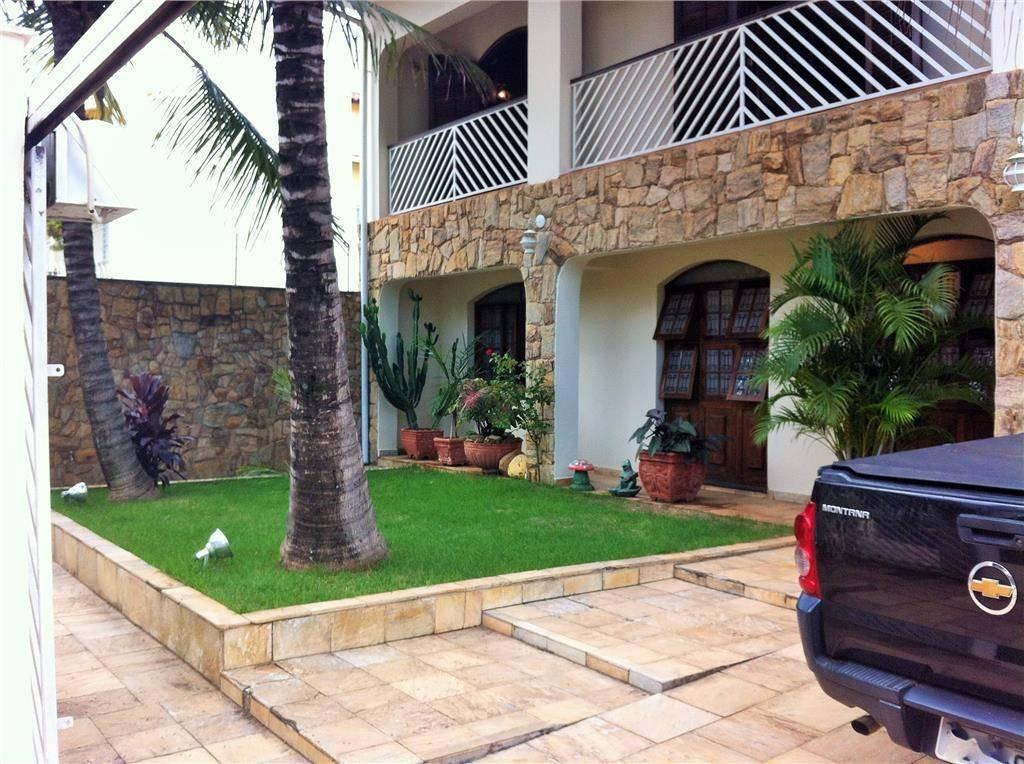 Casa 4 Dorm, Jardim Chapadão, Campinas (CA1510) - Foto 2