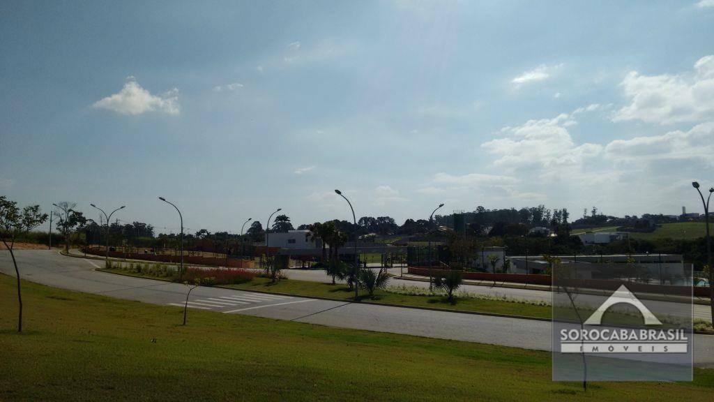 Terreno à venda, 537 m² por R$ 400.000,00 - Alphaville Nova Esplanada II - Votorantim/SP