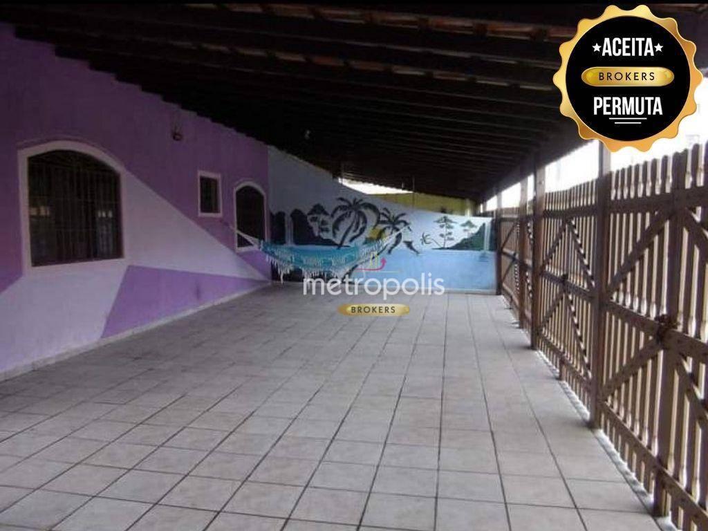 Casa à venda, 75 m² por R$ 330.000,00 - Mirim - Praia Grande/SP