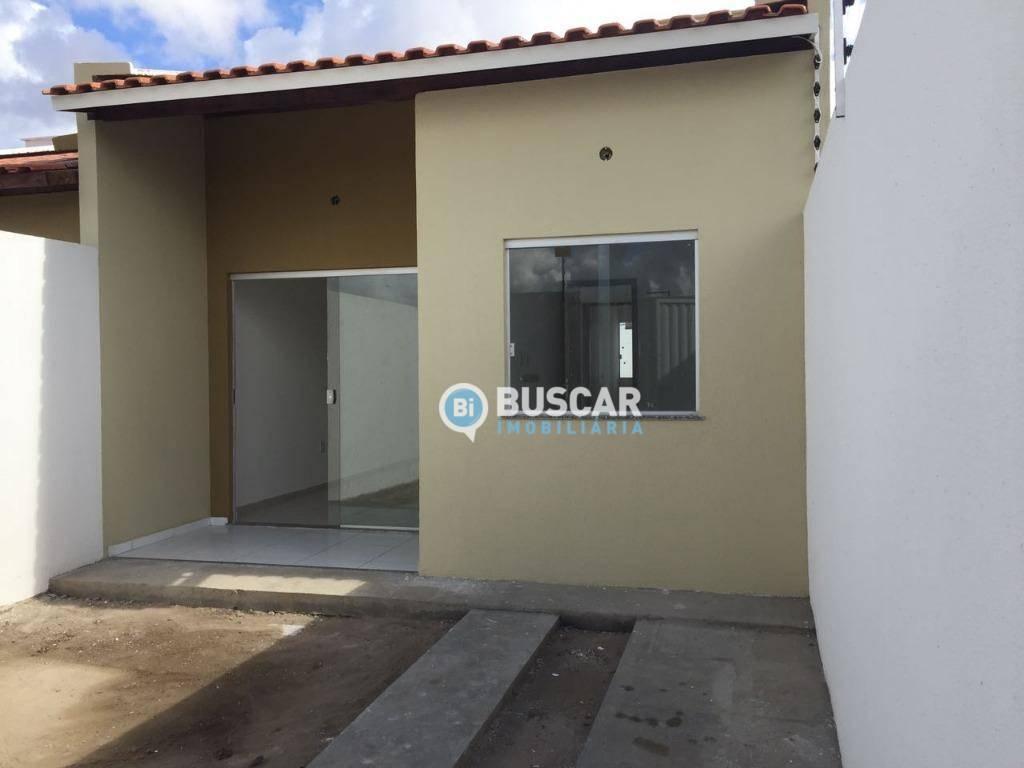 Casa com 2 dormitórios à venda, 55 m² por R$ 130.000 - Conceição - Feira de Santana/BA