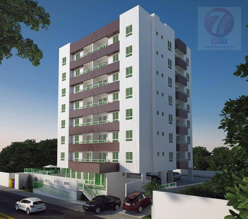 Apartamento  residencial à venda, Bessa, João Pessoa.