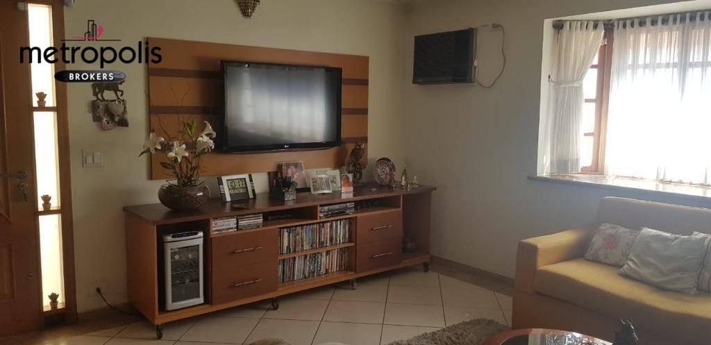 Sobrado à venda, 500 m² por R$ 1.550.000,00 - Jardim São Caetano - São Caetano do Sul/SP