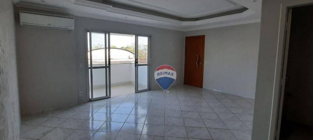 Apartamento com 3 dormitórios à venda, 157 m² por R$ 570.000 - Residencial França - Ed. Dijon - Porto Velho