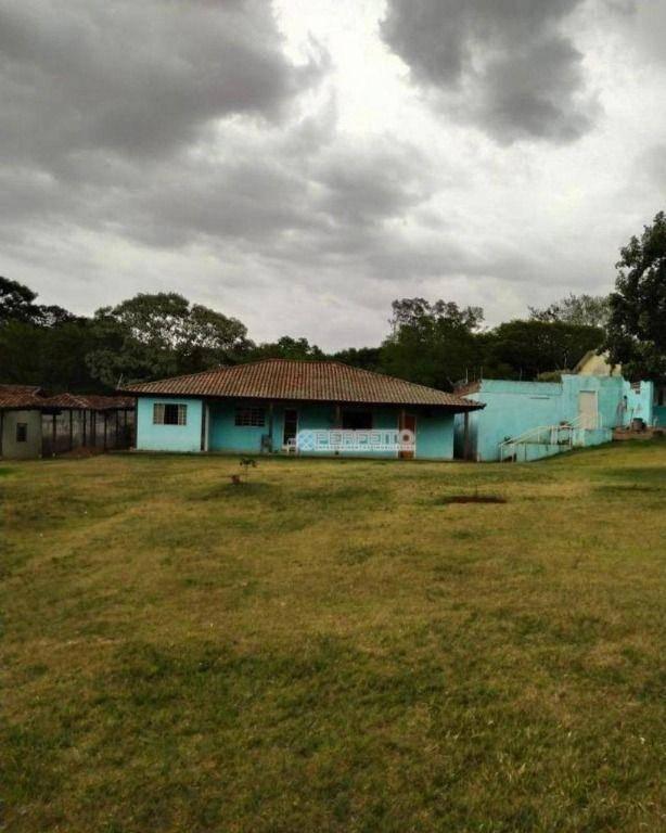 Chácara com 11 dormitórios à venda, 48400 m² por R$ 2.750.000 - Parque Maracanã - Cambé/PR