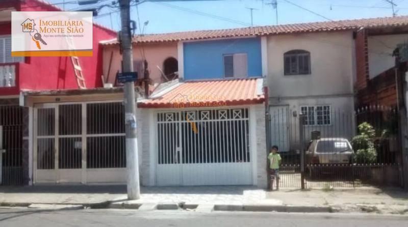 Sobrado Residencial à venda, Residencial Parque Cumbica, Guarulhos - .