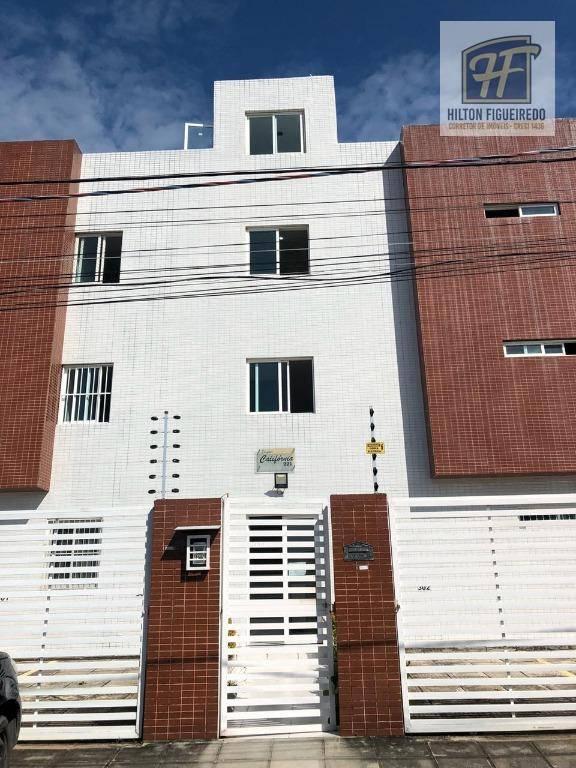 Alugo apartamento Mobiliado no Bessa com 3 quartos, sendo 1 suite, sla, coz, area serv, 1 vaga. R$ 1070 c cond