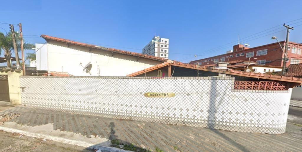 Casa com 2 dormitórios à venda, 75 m² por R$ 330.000,00 - Mirim - Praia Grande/SP