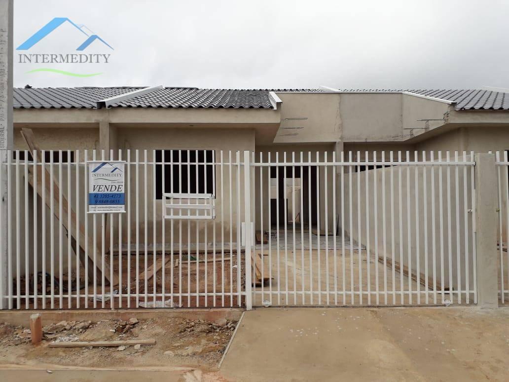 Casa com 2 quartos - Nações - Fazenda Rio Grande - PR