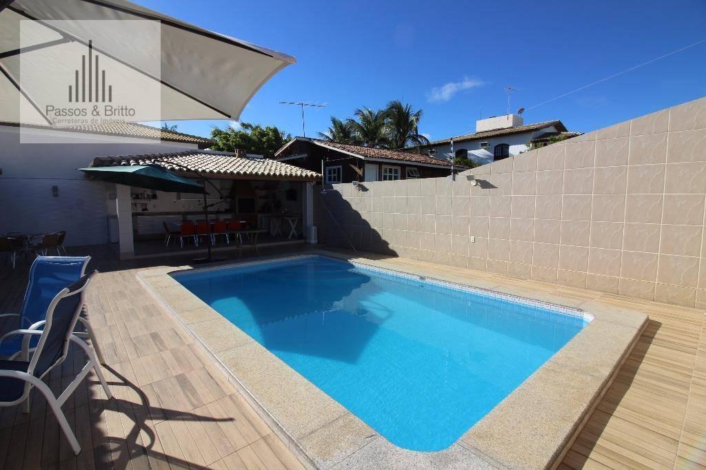 Casa de Praia no Condomínio Costa do Sol, Linha Verde, Bahia