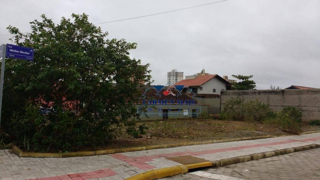 Terreno à venda, 312 m² por R$ 300.000,00 - Centro - Barra Velha/SC