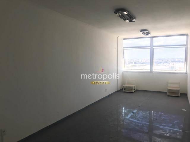 Sala, 39 m² - venda por R$ 200.000,00 ou aluguel por R$ 800,00/mês - Centro - São Caetano do Sul/SP