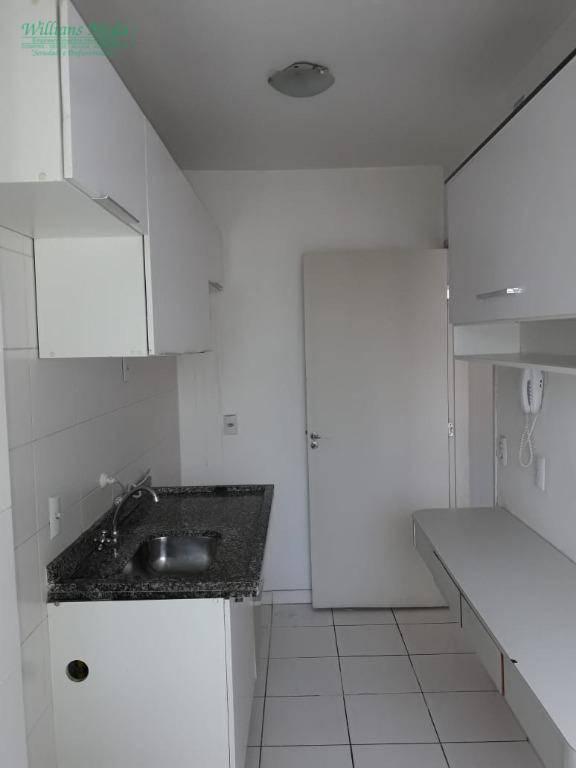 Apartamento à venda, 52 m² por R$ 290.000,00 - Jardim Flor da Montanha - Guarulhos/SP