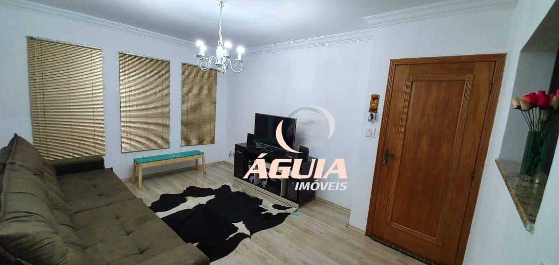 Sobrado com 3 dormitórios à venda, 174 m² por R$ 680.000,00 - Jardim Stella - Santo André/SP