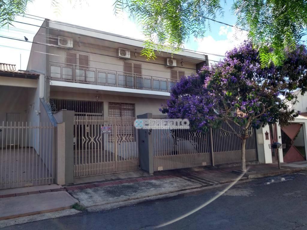 Casa para alugar em Londrina no Jardim Quebec com 4 dormitórios, 275 m² por R$ 3.000/mês