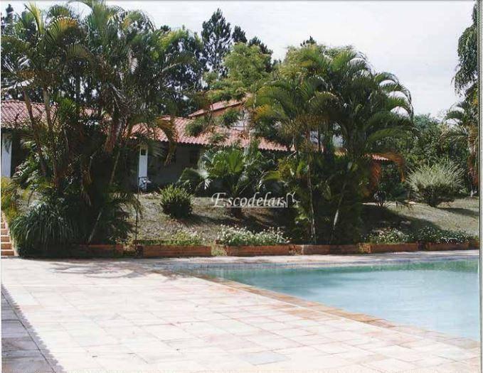 Chácara com 10 dormitórios à venda, 80000 m² por R$ 4.198.000,00 - Distrito Industrial - Porto Feliz/SP