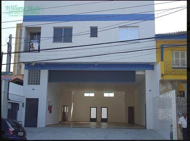 Salão para alugar, 85 m² por R$ 3.300/mês - Gopoúva - Guarulhos/SP