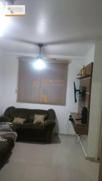 Apartamento com 2 dormitórios à venda, 44 m² por R$ 170.000,00 - Cidade Parque Brasília - Guarulhos/SP