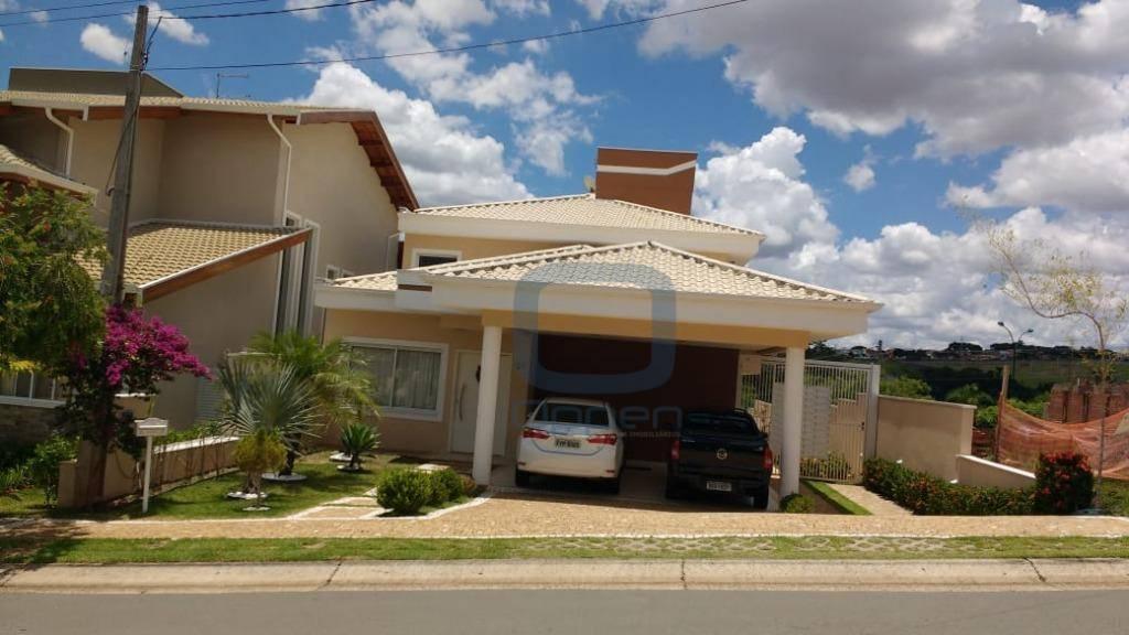 Casa com 4 dormitórios à venda, 350 m² por R$ 1.800.000,00 - Swiss Park - Campinas/SP