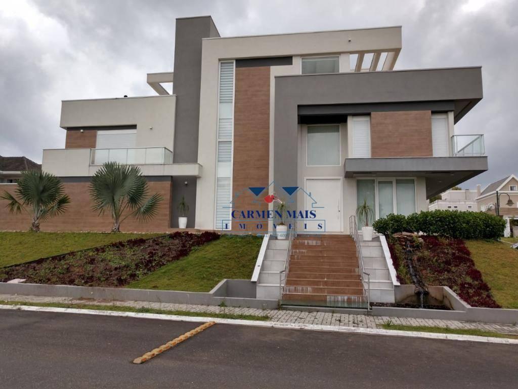 Sobrado residencial para venda e locação, Loteamento Pineland, Pinhais.