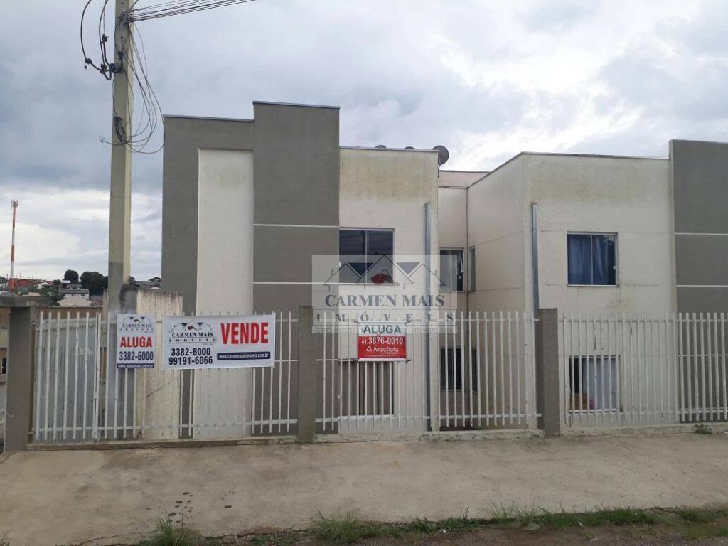 Apartamento com 2 dormitórios à venda, 47 m² por R$ 125.000