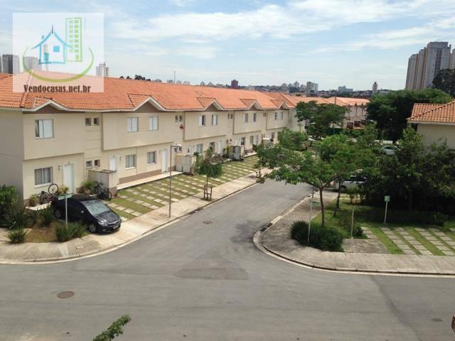 Village de 3 dormitórios à venda em Campo Grande, São Paulo - SP