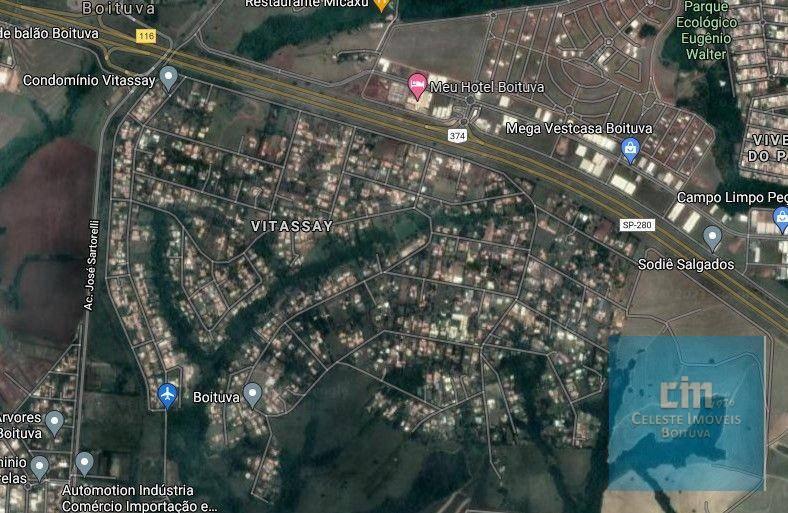 Terreno à venda, 1120 m² por R$ 300.000,00 - Vitassay - Boituva/SP