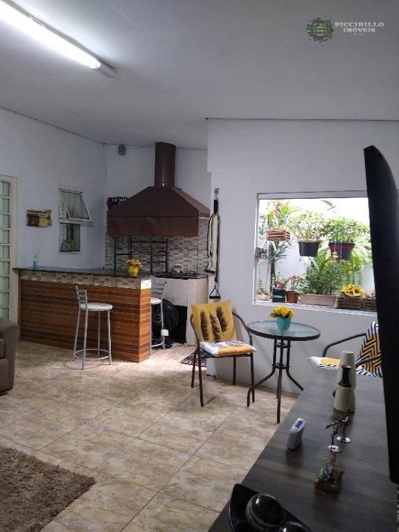 Casa com 2 dormitórios à venda, 153 m² por R$ 265.000,00 - Núcleo Habitacional Nobuji Nagasawa - Bauru/SP