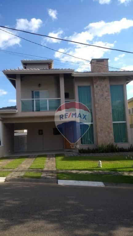 Casa com 3 dormitórios para alugar por R$ 3.500/mês - Atibaia Park I - Atibaia/SP