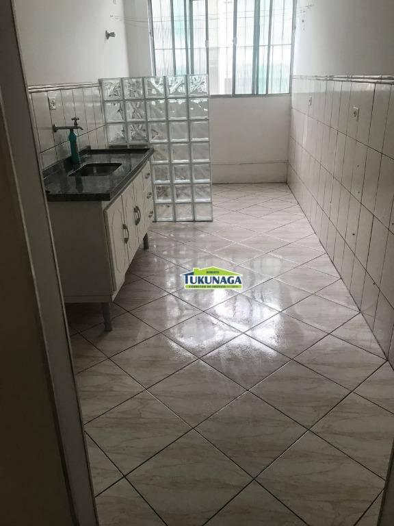 Apartamento com 2 dormitórios para locação, 70 m² por R$ 1.000/mês - Cocaia - Guarulhos/SP