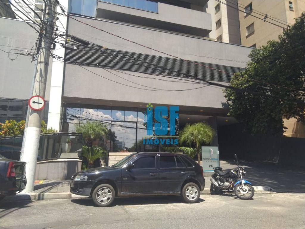 Sala comercial, 1 banheiro, 1 vaga, próximo ao Centro Comercial da Cidade e a transporte público, 35m² à venda por R$ 225.000, Centro, Osasco, SP