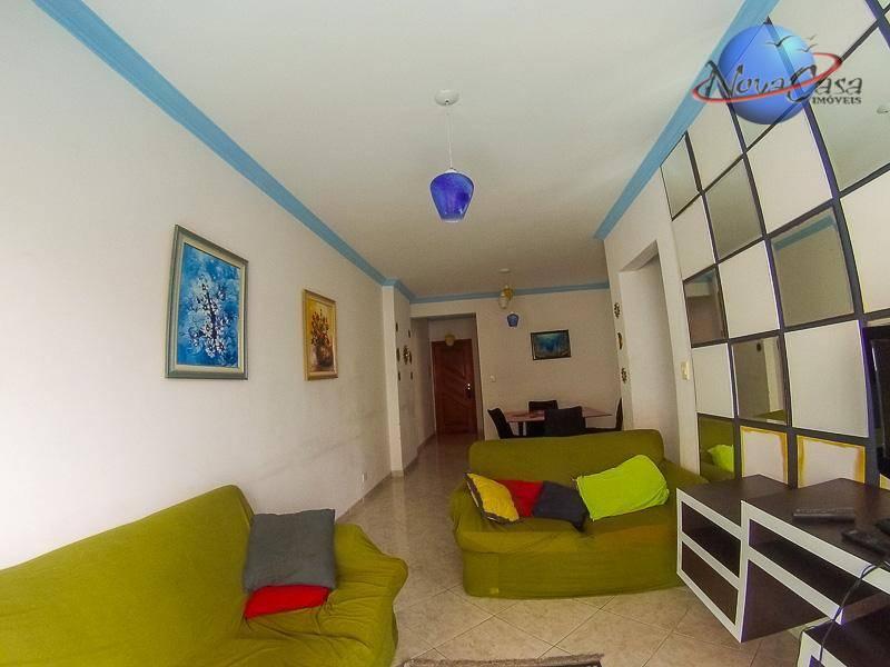Apartamento frente mar  à venda, Tupi, Praia Grande.