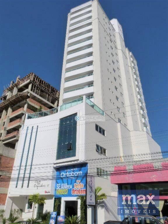 Apartamento com 2 dormitórios à venda, 97 m² por R$ 800.000 - Centro - Itajaí/SC