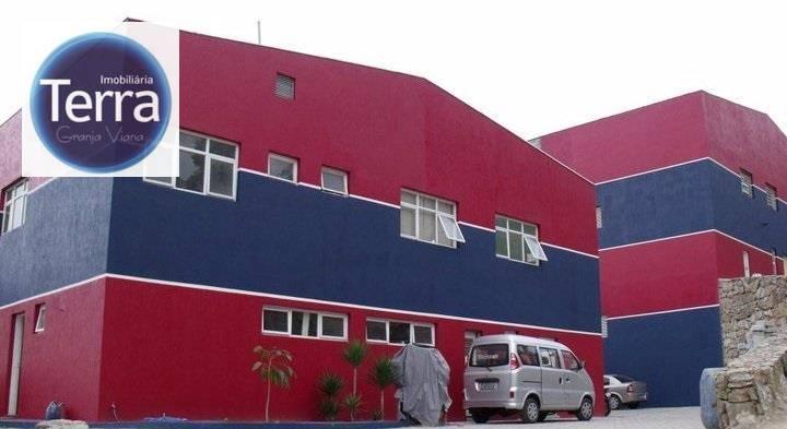 Galpão  comercial à venda, Jardim Tomé, Granja Viana.