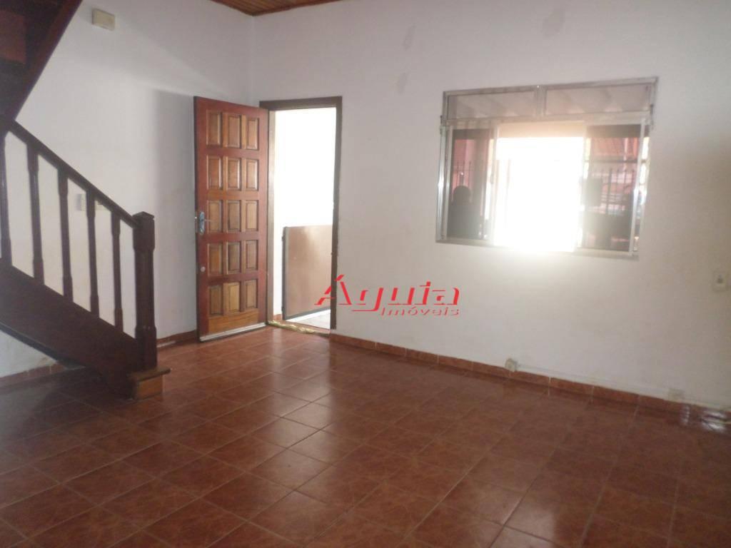 Sobrado com 2 dormitórios à venda, 95 m² por R$ 320.000,00 - Fundação - São Caetano do Sul/SP