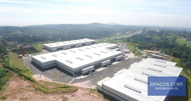 Galpão logístico para alugar, 1.300m² - Raposo Tavares - Vargem Grande Paulista/SP