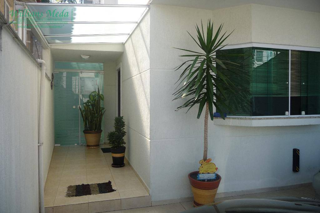 Sobrado residencial à venda, Jardim Toscana, Guarulhos - SO1354.
