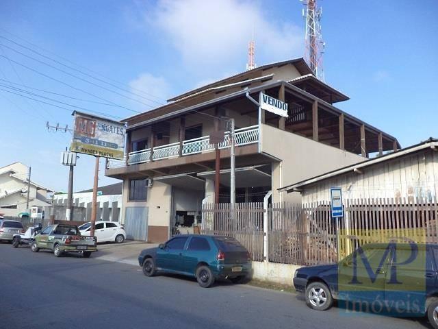 Sobrado com 3 dormitórios à venda, 660 m² por R$ 1.500.000,00 - Cordeiros - Itajaí/SC