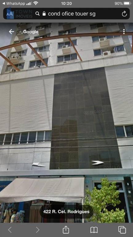 Sala à venda, 28 m² por R$ 160.000 - Centro - São Gonçalo/RJ