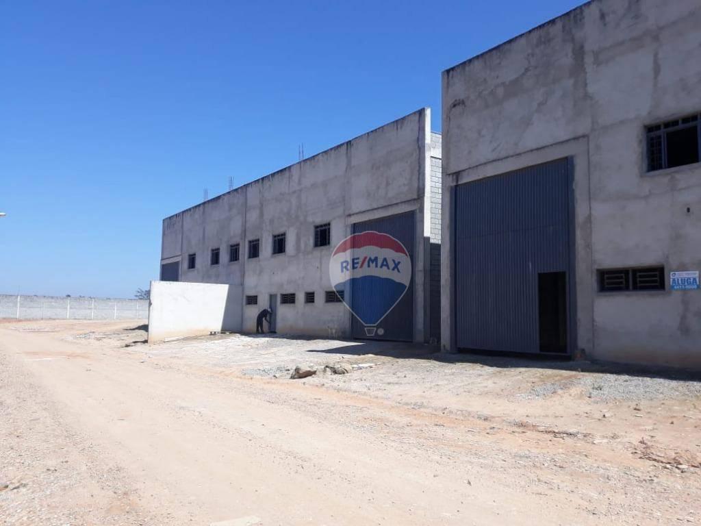 Galpão para alugar, 100 m² por R$ 8.000/mês - Recreio Estoril - Atibaia/SP