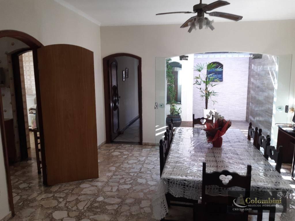 Casa com 3 dormitórios à venda, 270 m² - Boa Vista - São Caetano do Sul/SP